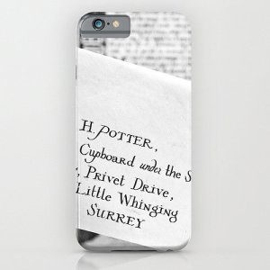case carta hogwarts