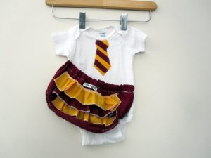 uniforme bebe gryffindor