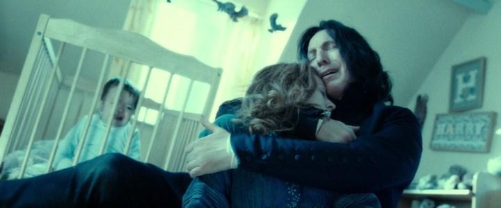 Harry Potter BlogHogwarts Alan Rickman Snape Carta