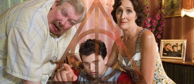 Harry Potter BlogHogwarts Dursleys Reliquias Muerte