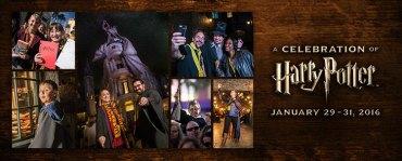 Mira la lista de actividades de la Celebración de Harry Potter 2016 en Orlando