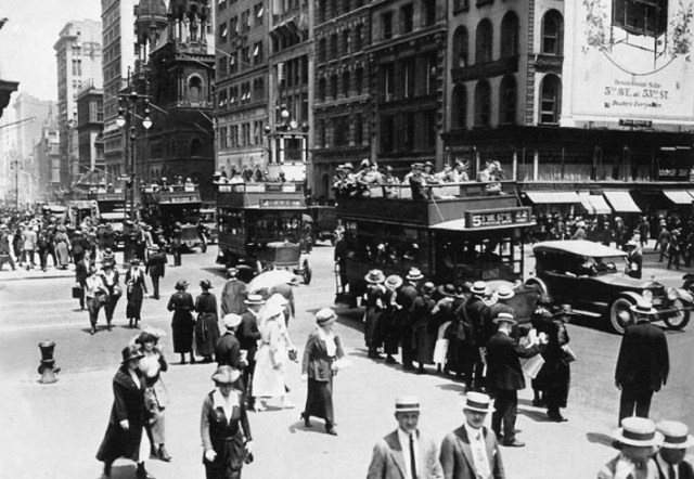 Nueva York en 1920