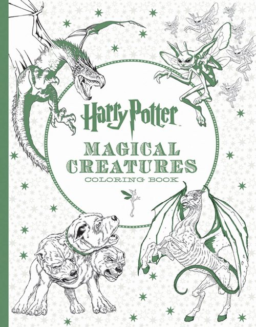 Harry Potter BlogHogwarts Libros Colorear 2