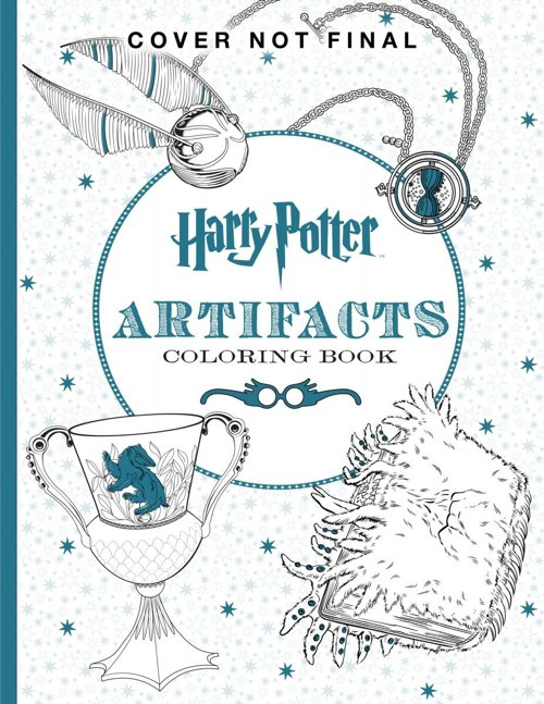 Harry Potter BlogHogwarts Libros Colorear 4