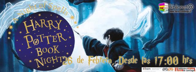 Harry Potter BlogHogwarts Noche Santiago Chile