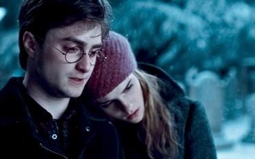 11 razones por las cuales Harry y Hermione debieron haber terminado juntos
