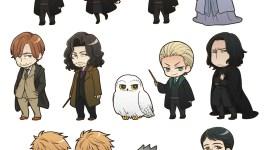 Las figuras kawaii de Harry Potter; disponibles los Mini-Funko