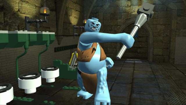 lego potter trol