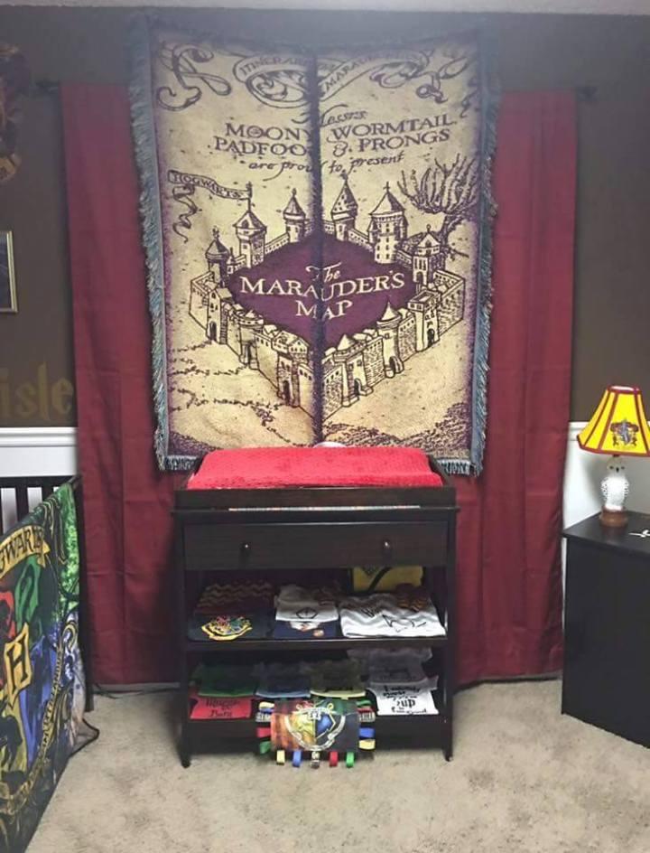 Harry Potter BlogHogwarts Habitacion Bebe (4)