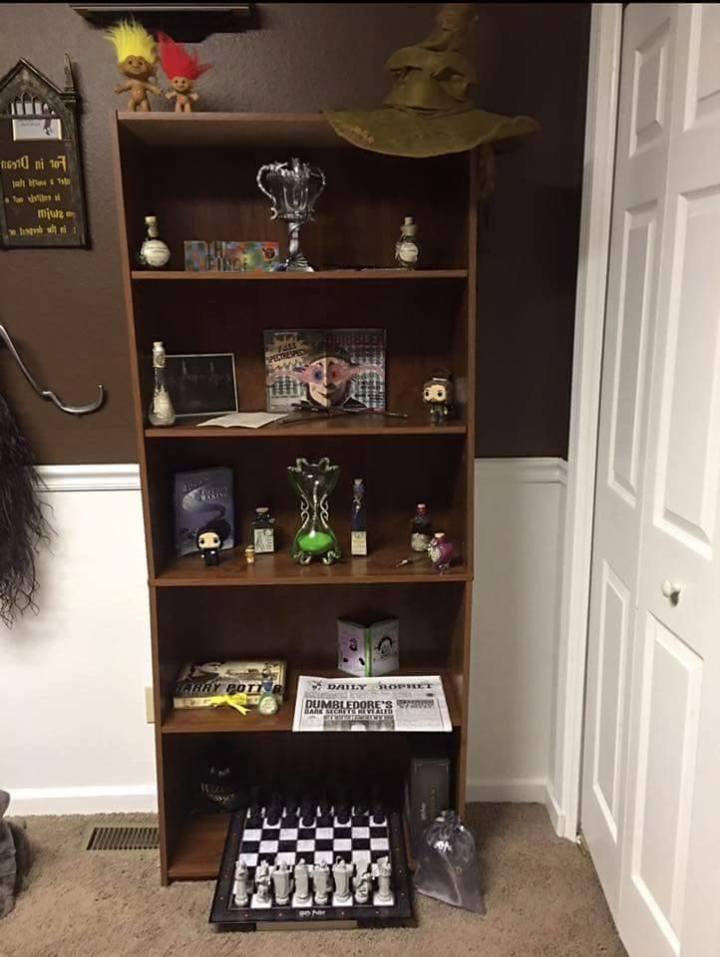 Harry Potter BlogHogwarts Habitacion Bebe (7)