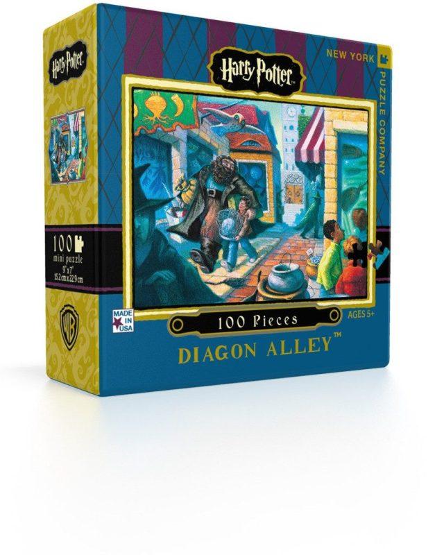 Harry Potter BlogHogwarts Rompecabezas Mary Grandpre (3)