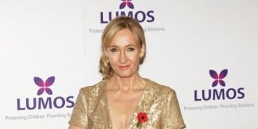 JKR, una de las celebridades Británicas que más donan a fundaciones de caridad