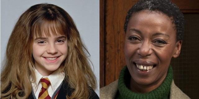 Harry Potter BlogHogwarts Hermione Negra