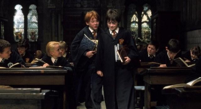 Harry Potter BlogHogwarts Teoria Pocos Alumnos Hogwarts