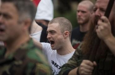 'Imperium', la nueva apuesta de Daniel Radcliffe en el papel de un neonazi