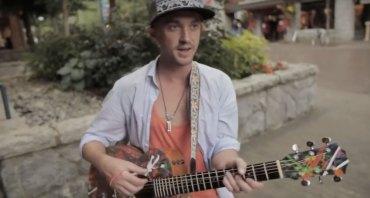 Tom Felton publica dos nuevos videos musicales