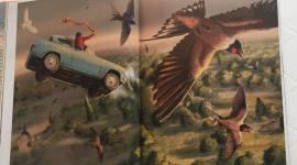 'Harry Potter y la Cámara Secreta' Ilustrado: Capítulo 3