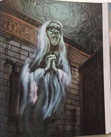 'Harry Potter y la Cámara Secreta' Ilustrado: Capítulo 9