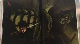 'Harry Potter y la Cámara Secreta' Ilustrado: Capítulo 17
