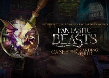 Ya disponible nuevo juego gratuito de 'Animales Fantásticos' para dispositivos móviles