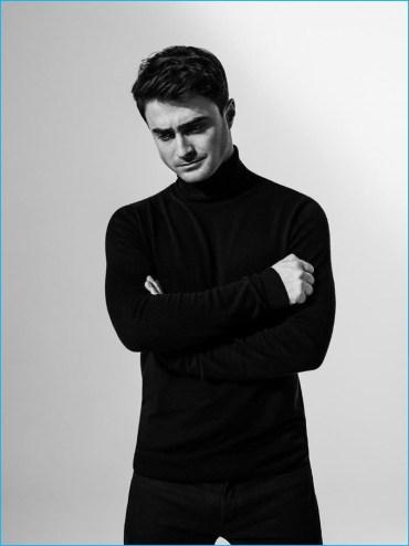 Imperdibles fotografías de Daniel Radcliffe para las revistas GQ y L'Officiel