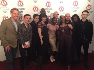 'Harry Potter and the Cursed Child' gana tres premios en los 2017 Critics' Circle Theatre Awards