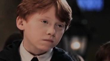 Rupert Grint casi abandona la actuación después de Harry Potter