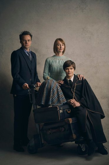 Fotografías del nuevo elenco de 'Harry Potter and the Cursed Child' en Londres