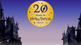 #HarryPotter20: JKR, Facebook y 'The Cursed Child' se unen a la celebración
