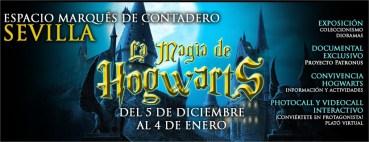 """""""La Magia de Hogwarts"""" llegará a Sevilla en Diciembre!"""