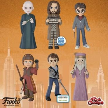 ¡Nuevas figuras Funko de Harry Potter a la venta en junio!