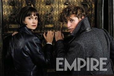 """Próximo libro de """"Los Crímenes de Grindelwald"""" está diseñado tras un objeto especial de la película"""
