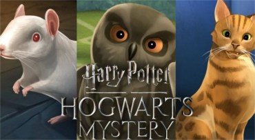 Hogwarts Mystery ahora nos permite tener nuestra propia mascota mágica!