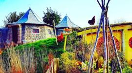 Ground Keeper's Cottage:  una mágica estadía en la cabaña de Hagrid ya es posible
