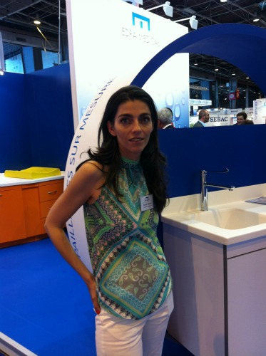 Le Made in France sur Hopital Expo 2012 (2/5)