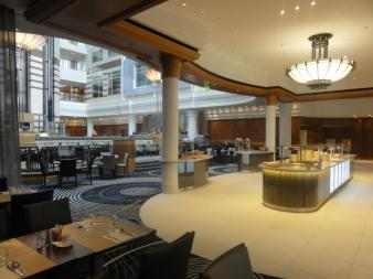 Restaurant Highlight Hilton Roissy