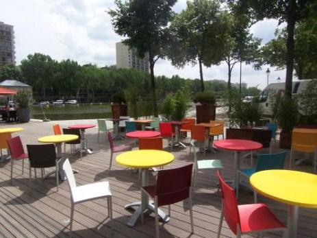 © Holiday Inn Expresss Canal La Villette