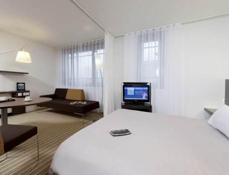 © Hôtel Suite Novotel Paris Roissy CDG
