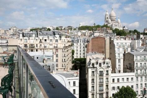 © Hôtel Carlton's Montmartre