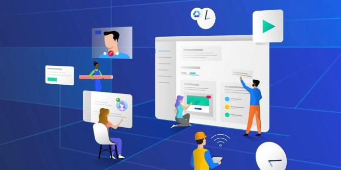 نتيجة بحث الصور عن How do you make your employees remotely part of the team?