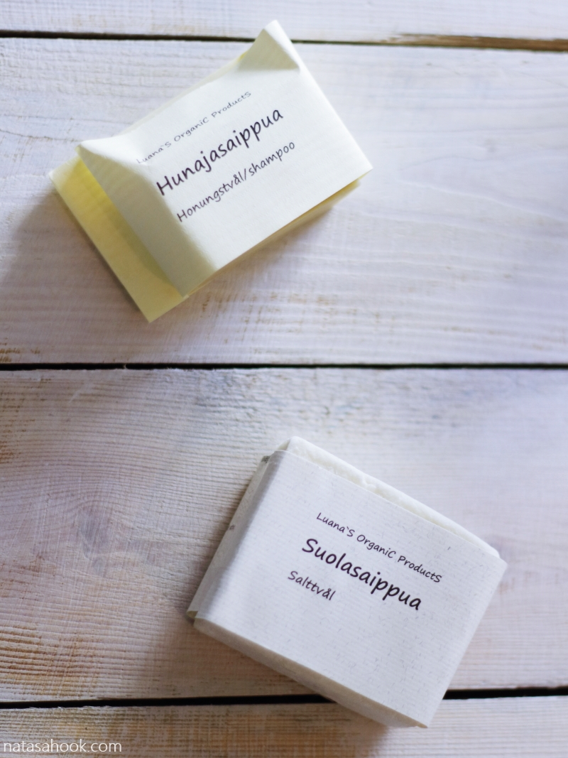 Luanas organic products