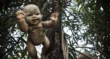 Bonecas assustadoras