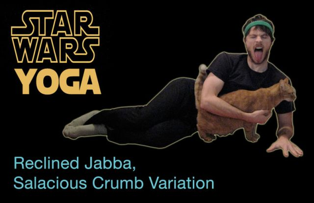 Yoga Star Wars