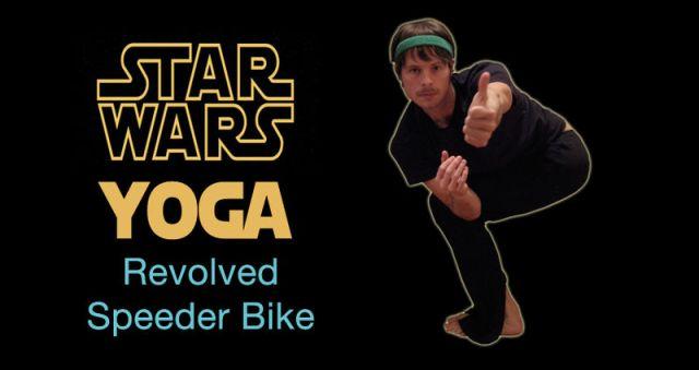 Yoga Star Wars