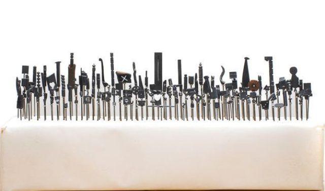Arte na ponta do lápis