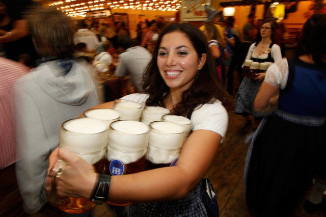 Fotos da Oktoberfest de 2010 em Munique
