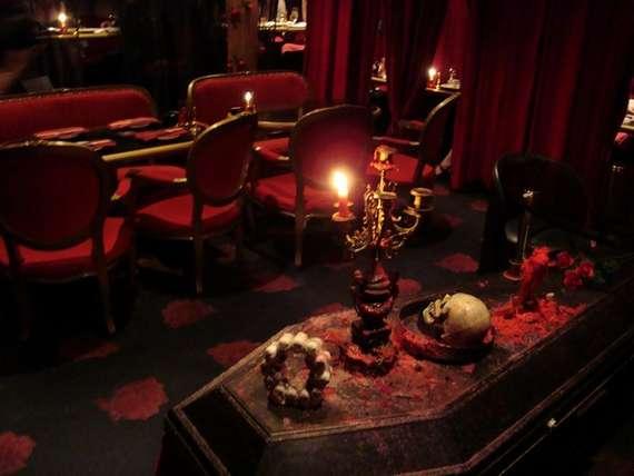 Restaurante para vampiros no Japão