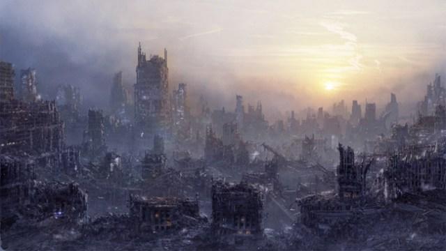 As grandes cidades do mundo após o apocalipse