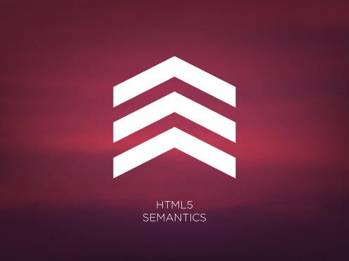 A nova marca do HTML5