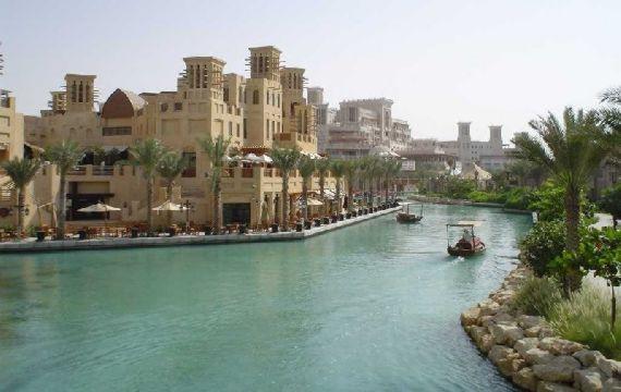 A Veneza do Oriente Médio